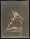 view Gertrude Vanderbilt Whitney's sculpture <em>His last charge</em> digital asset number 1