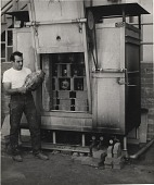 view Peter Voulkos at a kiln digital asset: page 1