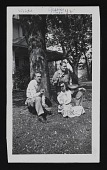 view Photograph of John Wilde, Marshall Glasier, and Sylvia Fein digital asset number 1