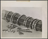 view Silver jewelry made by Walter Reed Army Hospital patients digital asset number 1