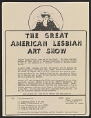 view The Great American Lesbian Art Show digital asset number 1
