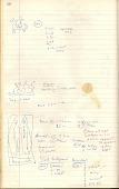 view Glaze formulas book no. 37, 1973-1980 digital asset: page 1