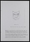view Picasso cat: the cat who had his nose out of joint digital asset: page 1