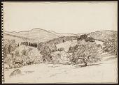 view Landscape sketch digital asset number 1