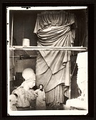 view Enid Yandell with her sculpture of Pallas Athena digital asset number 1