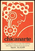 view Chicanarte: statewide exposicion of Chicano art digital asset number 1