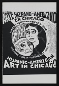 view Exhibition program for <em>Hispanic-American Art in Chicago</em> at the Chicago State University Gallery digital asset number 1