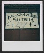 view Sign of the Holy Circle Church in Chicago digital asset number 1