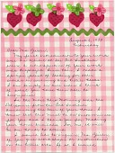 view Sheila Pachoski letter to Claire Zeisler digital asset: page 1