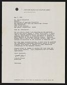 view Research Correspondence, Robert J. Coady digital asset: Research Correspondence, Robert J. Coady