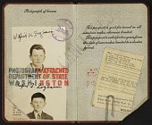 view Wilfred and Rufus Zogbaum's passport digital asset number 1