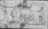 view Genre Drawings digital asset: Genre Drawings