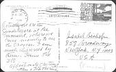 view Correspondence with John & Katherine Canaday digital asset: Correspondence with John & Katherine Canaday