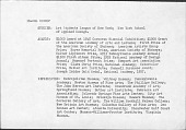 view Isabel Bishop papers digital asset: Biographical Summaries