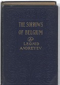 view Charles Henry Caffin papers digital asset: Autograph Book on Leonid Andreyev's The Sorrows of Belgium