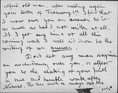 view Alfred Vance Churchill papers regarding Lyonel Feininger digital asset: Letters