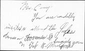 view Undated Correspondence, Miscellaneous Authors digital asset: Undated Correspondence, Miscellaneous Authors