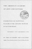 view American Academy of Arts and Letters digital asset: American Academy of Arts and Letters