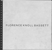 view Florence Knoll Bassett papers digital asset: Portfolio: A Chronology of Florence Knoll Bassett from 1932 Onward, compiled