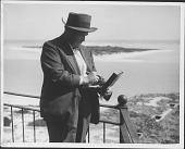 view Photographs of Edward Bruce digital asset: Photographs of Edward Bruce