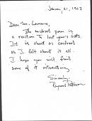 view Patterson, Raymond digital asset: Patterson, Raymond