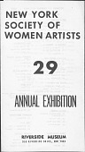 view New York Society of Women Artists digital asset: New York Society of Women Artists