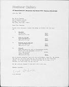 view Hoshour Gallery (1982: Albuquerque, New Mexico) digital asset: Hoshour Gallery (1982: Albuquerque, New Mexico)