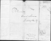 view Rembrandt and Harriet Peale collection digital asset: Letter to General Mercer
