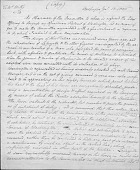view Letters to Elijah Hunt Mills digital asset: Letters to Elijah Hunt Mills