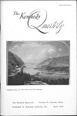 view The Kennedy Quarterly digital asset: The Kennedy Quarterly