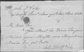 view John Frederick Peto Correspondence digital asset: John Frederick Peto Correspondence