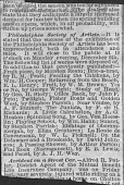 view News Clippings, John Frederick Peto digital asset: News Clippings, John Frederick Peto