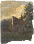 view Oil Sketch Fragment digital asset: Oil Sketch Fragment