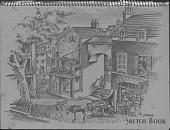 view Sketchbook by Unidentified Artist digital asset: Sketchbook by Unidentified Artist