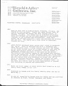 view Fairfield Porter papers digital asset: Chronology of Fairfield Porter's Life (1981)