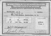 view Works Progress Administration Documentation digital asset: Works Progress Administration Documentation