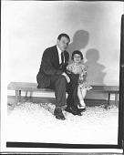 view Eero Saarinen, Lily Swann Saarinen and Children digital asset: Eero Saarinen, Lily Swann Saarinen and Children