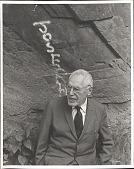 view Photograph of Joseph Floch digital asset: Photograph of Joseph Floch