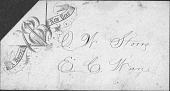 view Storrs Family Calling Cards digital asset: Storrs Family Calling Cards