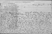 view Letters to John and Mary Storrs from their Parents digital asset: Letters to John and Mary Storrs from their Parents