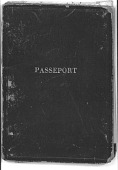 view Worthington Whittredge papers digital asset: Passport