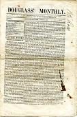 view Douglass' Monthly, Vol. III, No. VIII digital asset: January 1861, Vol. III: N0. VIII