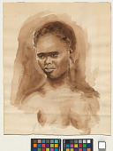 view Untitled (Portrait of a Woman) digital asset number 1