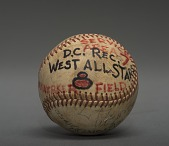 view Baseball Signed by the Ontario Lakers digital asset number 1