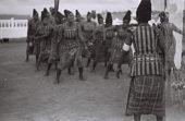 view Field Work in Enugu, Eastern Region (Nigeria): Dancers of the Igbo Ekwezu Coal Camp Group of Enugu Women Association digital asset: Field Work in Enugu, Eastern Region (Nigeria): Dancers of the Igbo Ekwezu Coal Camp Group of Enugu Women Association