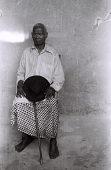 view Field Work in Creek Town, Eastern Region (Nigeria): Unidentified Elderly Man (probably Efik Informant) digital asset: Field Work in Creek Town, Eastern Region (Nigeria): Unidentified Elderly Man (probably Efik Informant)