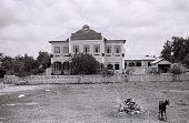 view Field Work in Ife, Western Region (Nigeria): Palace of Oba Sir Adesoji Tadeniawo Aderemi, Oni of Ife digital asset: Field Work in Ife, Western Region (Nigeria): Palace of Oba Sir Adesoji Tadeniawo Aderemi, Oni of Ife
