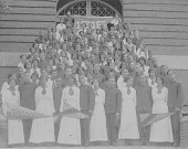 view Tuskegee Institute Class of 1915 digital asset: Tuskegee Institute Class of 1915