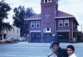 view Fire Station, Martin Luther King Avenue, 4th Street digital asset: Fire Station, Martin Luther King Avenue, 4th Street