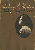 view Anna J. Cooper: a voice from the South exhibition records digital asset: Anna Cooper cover